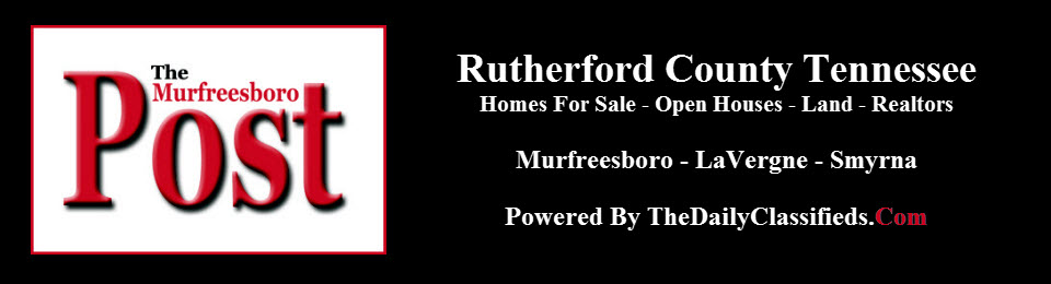 Rutherford County Homes